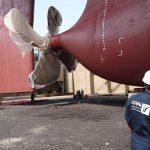 اخذ گواهینامه تایید صلاحیت تامینکننده خدمات در حوزه مدیریت سیستم کیفیت کارگاههای ساخت کشتی از موسسه رده بندی آسیا
